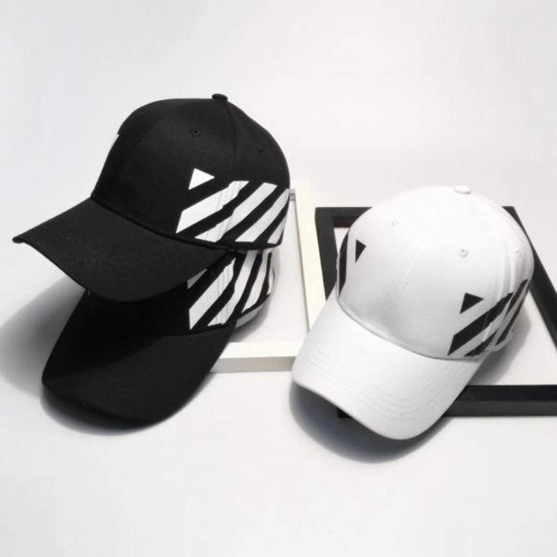 PsemesP Cool Stripes Design Unisex Black Trucker Cap 2019 Spring Autumn Women Men Adjustable Baseball Hip Hop Hats