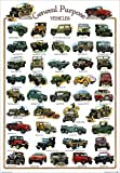 General Purpose Vehicles Poster Print, 26.75x38.5