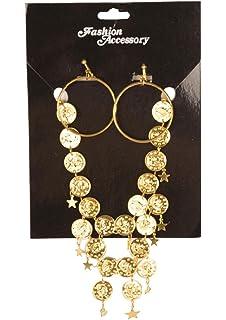 Halskette mit Fledermaus Schmuckkette Halloweenkostümzubehör Vampir Karneval