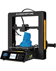 ELEGOO Stampante 3D NEPTUNE Stampante 3D FDM Full Metal Prusa i3 Formato di stampa 20cm x 20cm x 20cm Compatibile con TPU/PLA/ABS Filamento