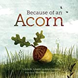img - for Because of an Acorn book / textbook / text book