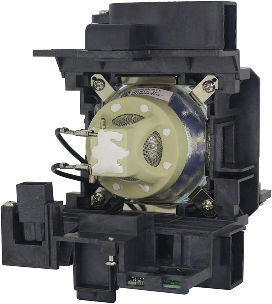 Lutema Platinum Bulb for Panasonic PT-EW530UL Projector Lamp with Housing Original Philips Inside