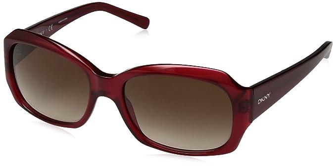 DKNY 0Dy4048 Gafas de sol, Burgundy, 55 para Mujer: Amazon ...