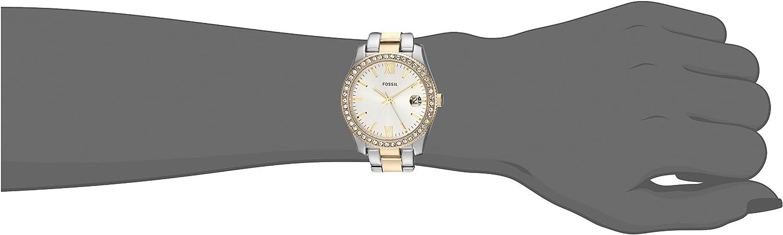 Fossil Women's Scarlette - ES4319 Gold, Silver