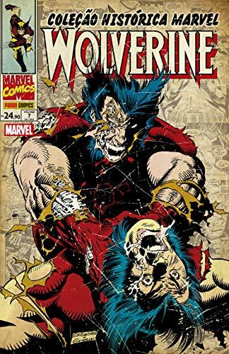 Coleção Histórica Marvel: Wolverine - Volume 7