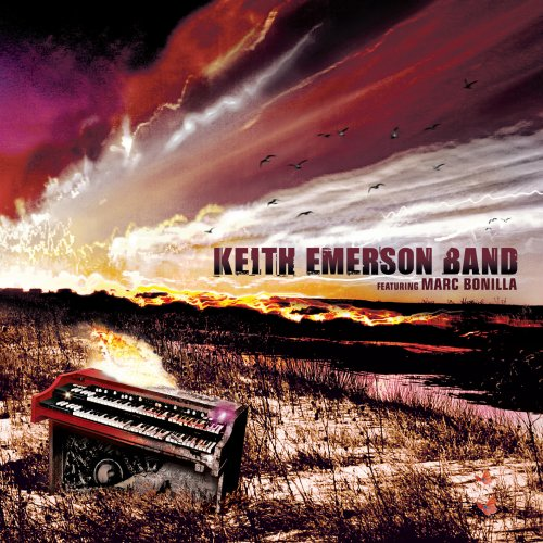 Keith Emerson: Keith Emerson Band (Audio CD)