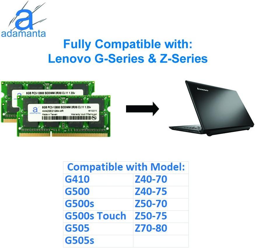 PARTS-QUICK Brand 4GB RAM Upgrade for Sony VAIO VPCEG30EL DDR3 PC3-10600 SODIMM Memory