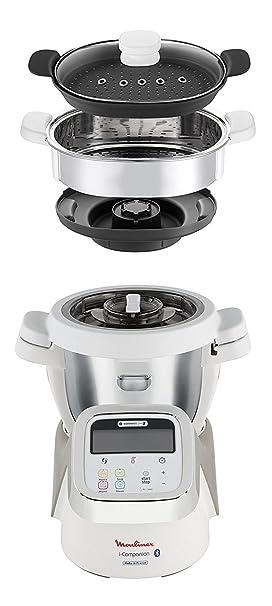 Moulinex I Companion Hf9001 Connected Smart Cooker Food