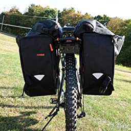Amazon.com : Ibera Bike Rack - Bicycle Touring Carrier with ...