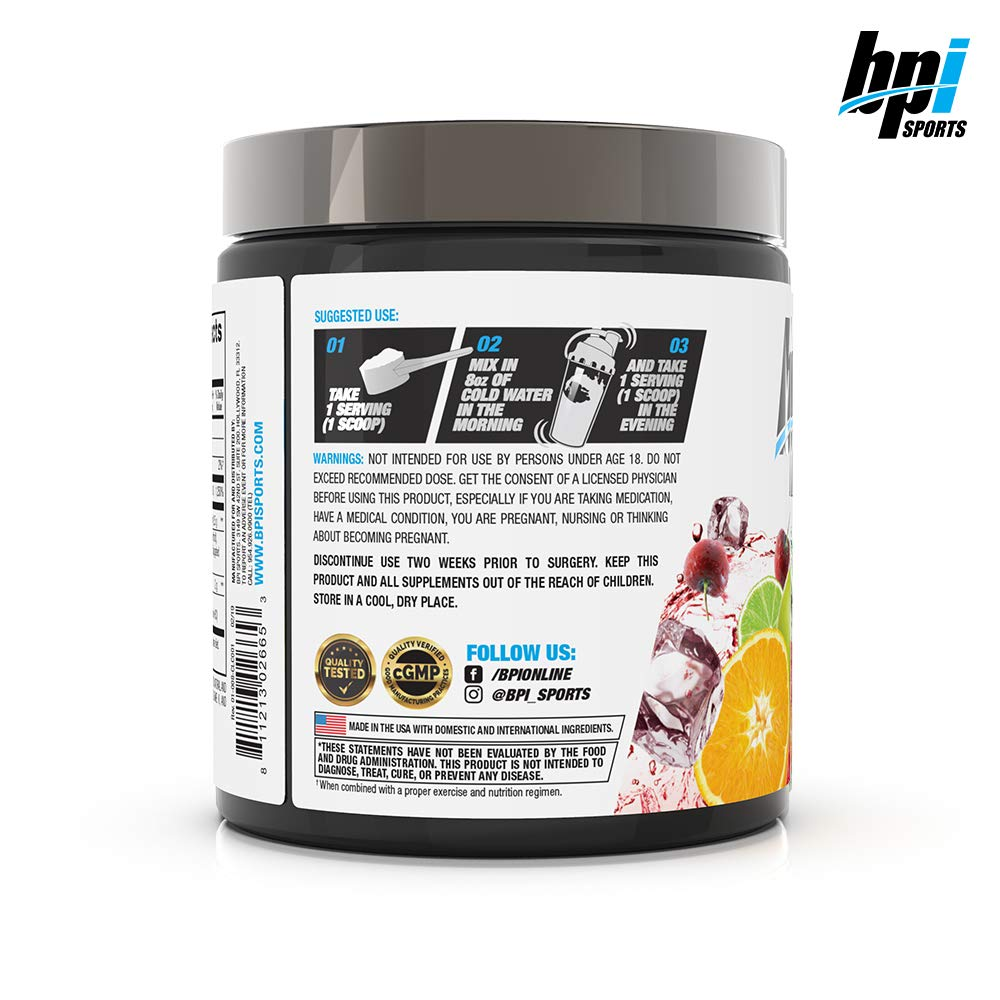 BPI Sports CLA + Carnitine – Conjugated Linoleic Acid ...