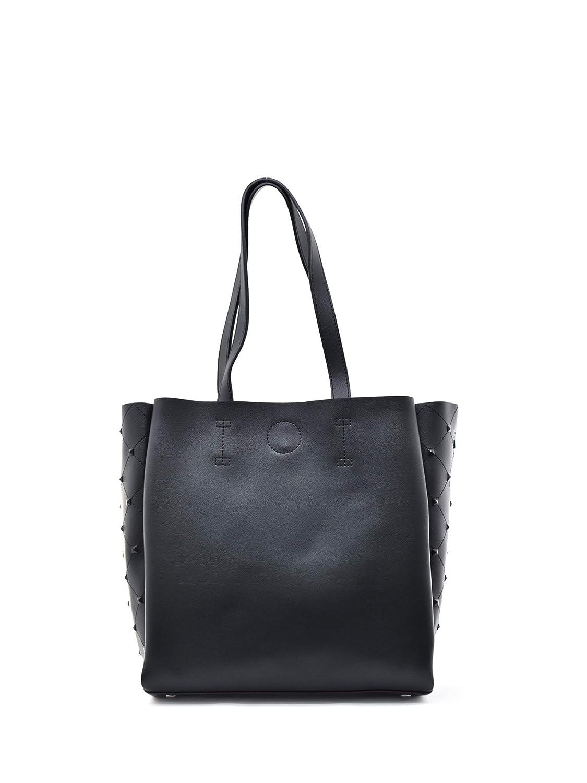 GAUDI Handtasche schwarz Tragetasche Damen Henkeltasche Shopper Bag