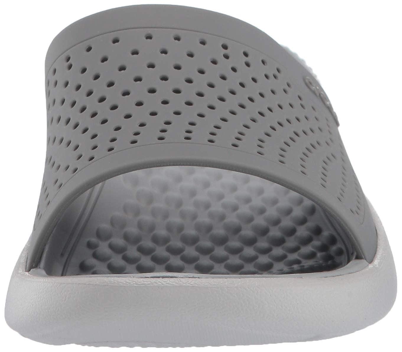 Crocs Literide Slide U Chaussures de Plage /& Piscine Mixte Adulte