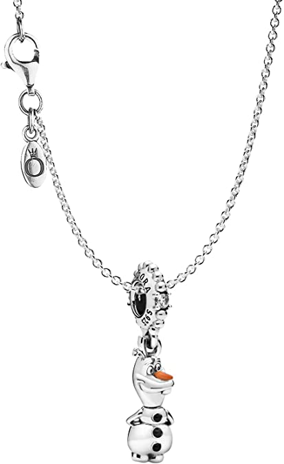 Pandora 75644 Disney Frozen Olaf necklace: Amazon.de: Schmuck