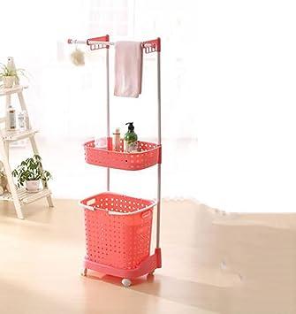 Xwg Aufbewahrung Regale Kunststoff Badezimmer Regale Handtuch Rack