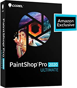 CorelPaintShop Pro 2020 Ultimate Photo Editing & Graphic Design