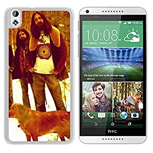 Beautiful Designed Cover Case With The Black Crowes Dogs Band Trees Forest (2) For HTC Desire 816 Phone Case
