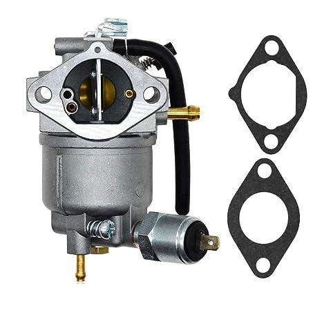 Amazon com: NIMTEK New Carburetor for JOHN DEERE Kawasaki Mikuni
