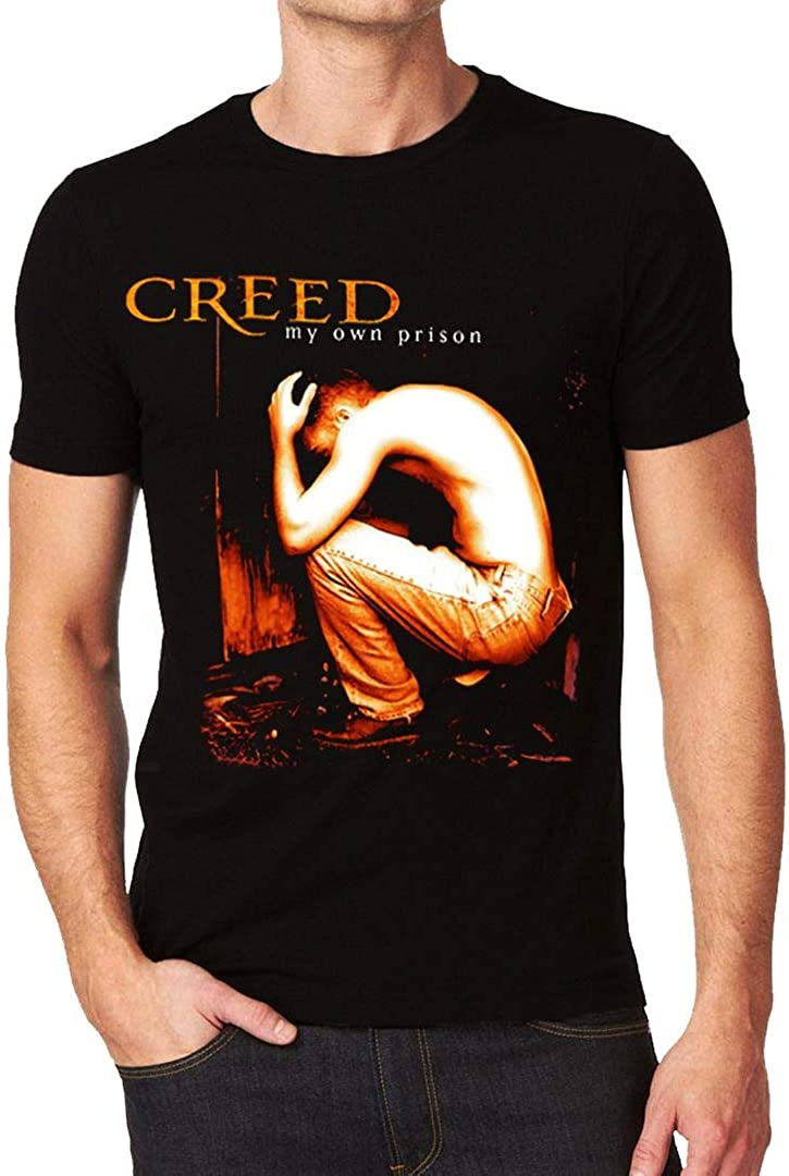 Creed Band My Own Prison Men's T-Shirt