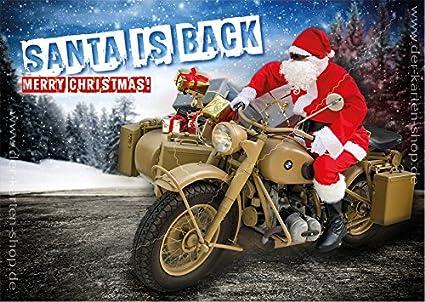 3 unidades A6 Post Tarjetas tarjeta de Navidad Tarjeta ...