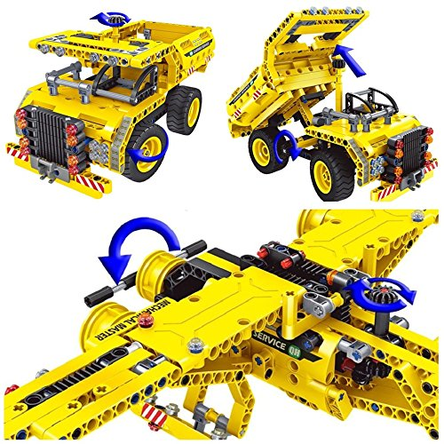 Toy Building Sets For 12 Year Olds : Gili building toys gifts for boys girls age yr