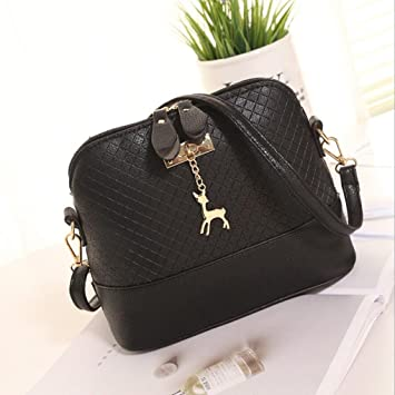 c66c49c160ae Amazon.com  LtrottedJ Women Messenger Bags Fashion Mini Bag
