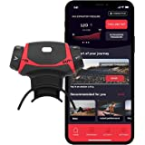 Airofit Pro Breathing Exercise Device + Free Upgrade to Premium APP | Muscle Trainer for Enhanced Lung Capacity, Physical Per