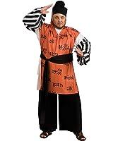 Samurai Warrior Plus Size Adult Costume - Plus Size