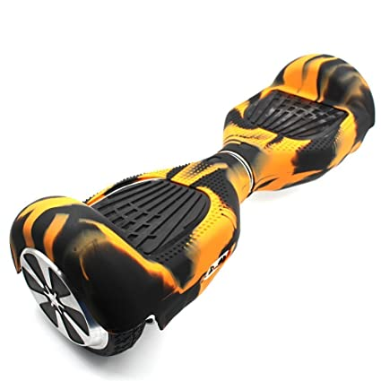 FBSport 6.5 Pulgadas Funda Carcasa de Silicona para Smart Balance Wheel Self Balancing Scooter Múltiples Colores