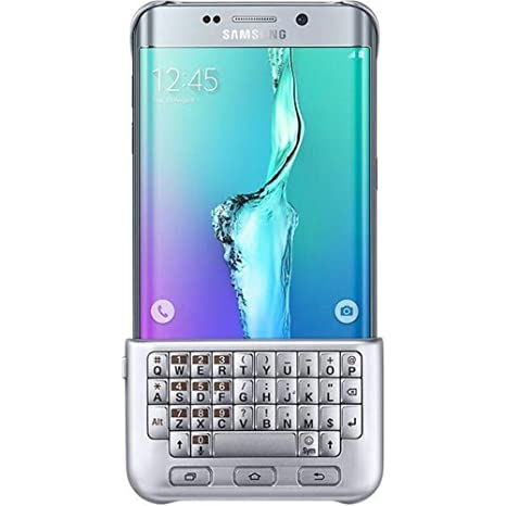 Samsung EJ-CG928 - teclados para móviles (Plata, Samsung, Galaxy S6 edge+