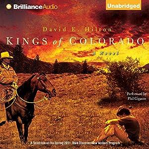 Kings of Colorado Audiobook