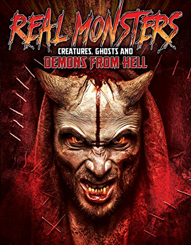 Real Monsters: Creatures Ghosts & Demons From Hell (DVD)