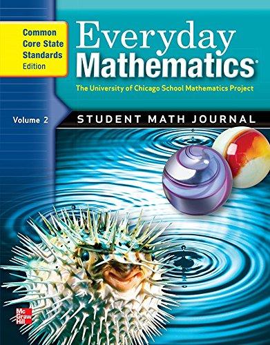 Everyday Mathematics: Student Math Journal, Grade 5 Vol. 2, Common Core State Standards Edition