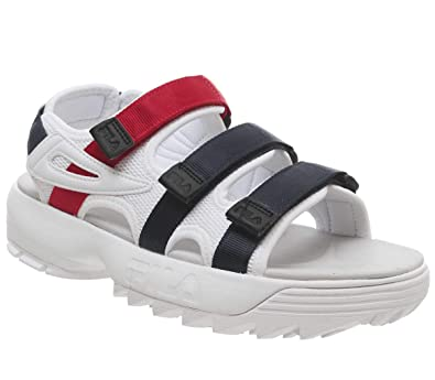 Fila Disruptor Sandal Damen Sandalen: Amazon.de: Schuhe & Handtaschen