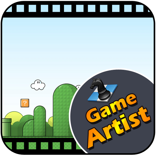 Game Artist New Super Mario Bros U