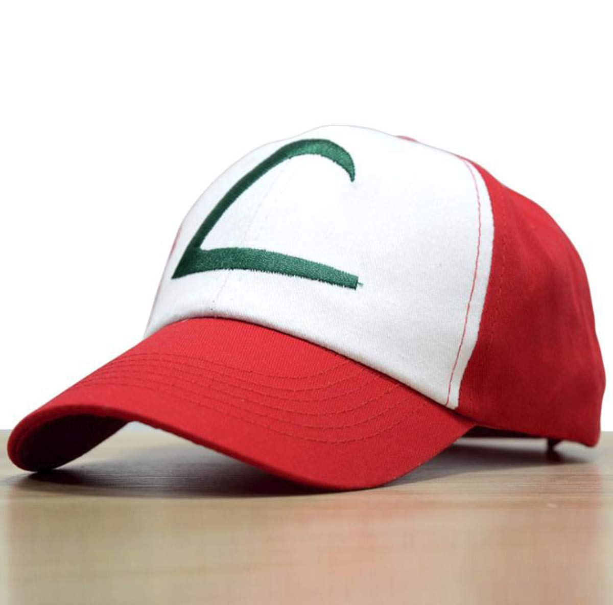 f6256d9ed90bf Nintendo Pokemon Ash Ketchum Cap Embroidered Hat One Size-Style A   Amazon.co.uk  Toys   Games