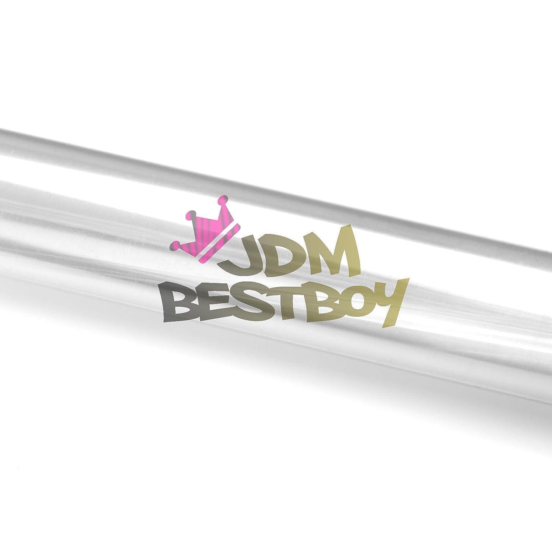1FT x 5FT Free Tool Kit 12x60 Glossy Clear Transparent Headlight ...