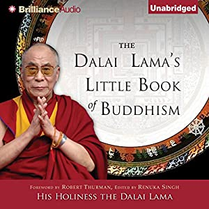 The Dalai Lama's Little Book of Buddhism Audiobook