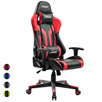 Deals on PRORS Ergonomic Racing Style Gaming Chair