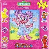Dias divertidos / Abby's Sunny Days: Mi Primer Libro De Rompecabezas / My First Puzzle Book (Plaza Sesamo) (Spanish Edition)