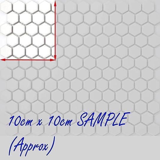 carrelage hexagonal blanc fabulous exceptional mur en verre pour salle de bain carrelage. Black Bedroom Furniture Sets. Home Design Ideas