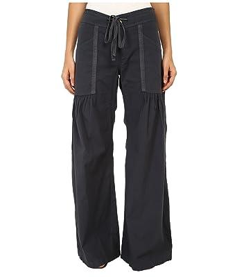 11007044e15cc9 XCVI Womens Willowy Wide Leg Stretch Poplin Pant at Amazon Women's ...