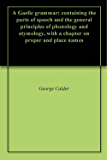A Gaelic grammar: containing the parts of speech and the general principles of phonology and etymology, with a chapter on proper and place names (English Edition)