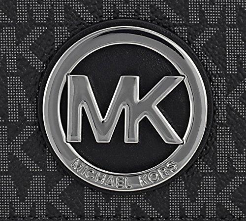 Michael Kors Fulton Signature Carryall Wallet - Black - 32S7SFTE3B-001 by MICHAEL Michael Kors (Image #3)