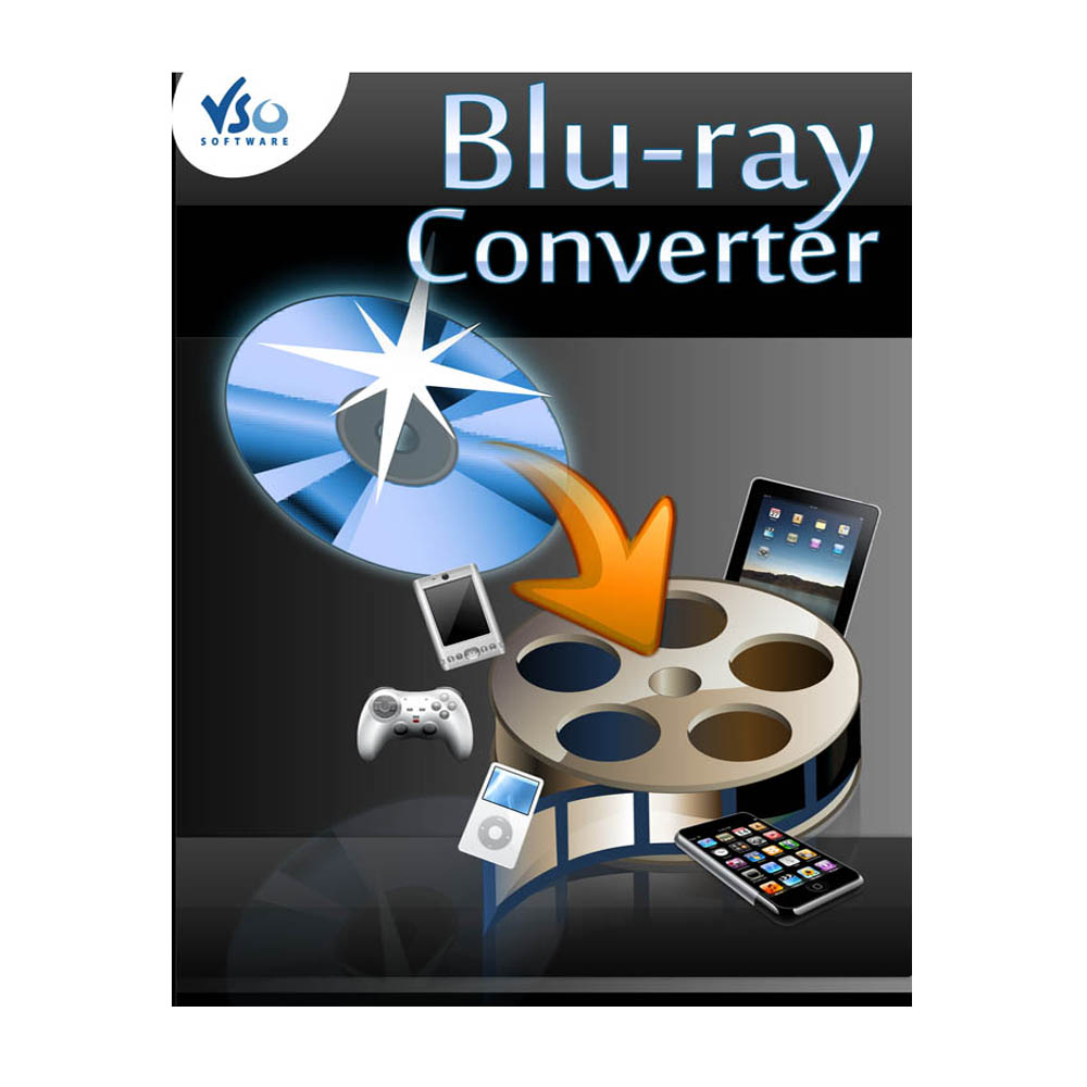 Blu-ray Converter Ultimate 4 [Download] by VSO Software