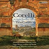 12 Sonates pour violon op.5