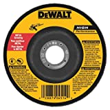 DEWALT DW4624 6-Inch by 1/4-Inch by 7/8-Inch General Purpose Metal Grinding Wheel (1-Pack)