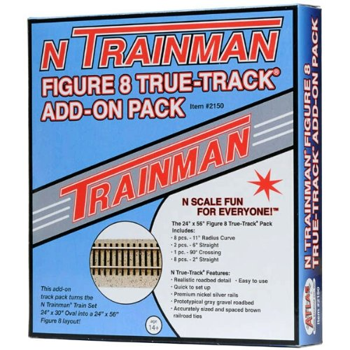 N Trainman True-Track Add-On ()