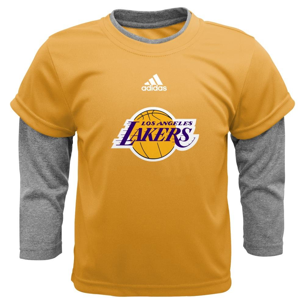 Amazon.com: adidas Los Angeles Lakers estilo Pant Set: Clothing