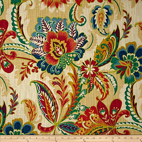 Fabric Jewel (Richloom R Gallery Ayers Jewel Fabric By The)