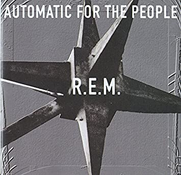 incl  Man on the Moon (CD Album REM, 12 Tracks)